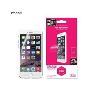 (新品)PATCHWORKS USG Clear - Ultimate Screen Guard - クリア光沢フィルム 薄さ0.125mm(iPhone 6Plus)|chu-konomori