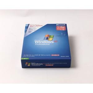 (中古)Microsoft Windows XP Professional Service Pack 2 アップグレード版