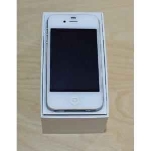 【中古】iPhone4S ホワイト (白) SIMフリー 32GB 海外正規品 SIM UNLOCKED|chu-konomori