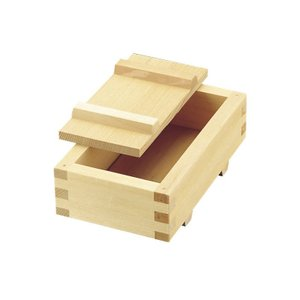 白木押寿司器 中 07104