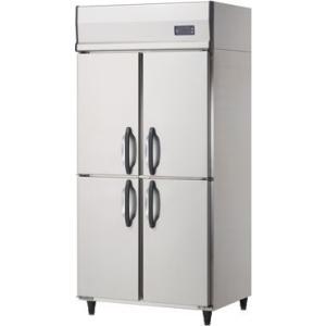 送料無料 新品 ダイワ 1冷凍3冷蔵庫(インバータ)(100V)321YS1-EC W900*D650|chubo1ban