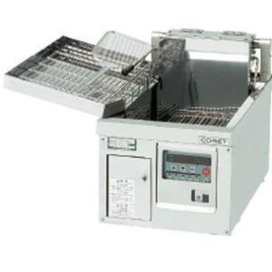 送料無料 新品 コメットカトウ フライヤー電気式W350*D600*H300 CF-ED13C chubo1ban