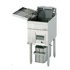 送料無料 新品 コメットカトウ フライヤー電気式W350*D600*H800 CF2-E13B chubo1ban