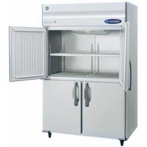 送料無料 新品 ホシザキ 冷蔵庫 インバーター 4枚扉 HR-120Z-ML  厨房一番 chubo1ban