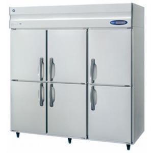 送料無料 新品 ホシザキ 冷蔵庫 インバーター 6枚扉 HR-180Z3 (200V)  厨房一番 chubo1ban
