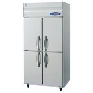 送料無料 新品 ホシザキ 冷蔵庫 インバーター 4枚扉 HR-90ZT  厨房一番 chubo1ban