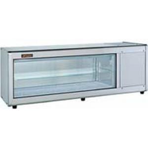新品 ネスター 冷蔵ディスプレイケース(58L 右)RDC-121R354|chubo1ban