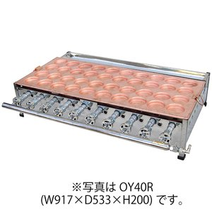 IKK 大判焼 銅板 熱気式 OY32R 【送料無料】|chuboking
