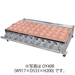 IKK 大判焼 銅板 熱気式 OY60R 【送料無料】|chuboking