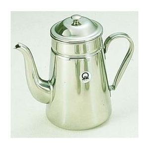 コーヒー用品 珈琲器具 コーヒー器具 ●商品名:SA18-8コーヒーポット #16[電磁調理器用] ...