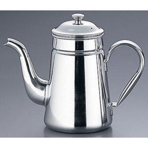 コーヒー用品 珈琲器具 コーヒー器具 ●商品名:SA18-8コーヒーポット #11[電磁調理器用] ...