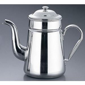 コーヒー用品 珈琲器具 コーヒー器具 ●商品名:SA18-8コーヒーポット #13[電磁調理器用] ...