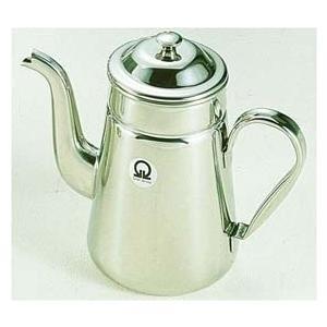 コーヒー用品 珈琲器具 コーヒー器具 ●商品名:SA18-8コーヒーポット #15[電磁調理器用] ...