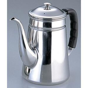 コーヒー用品 珈琲器具 コーヒー器具 ●商品名:SA18-8プラハンドル コーヒーポット 細口 #1...