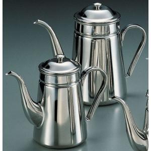 コーヒー用品 珈琲器具 コーヒー器具 ●商品名:SA18-8コーヒーポット細口 #13《電磁調理器用...