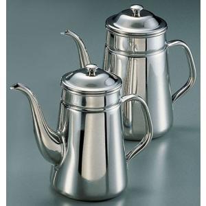 コーヒー用品 珈琲器具 コーヒー器具 ●商品名:SA18-8新型ハンドル コーヒーポット 細口 #1...