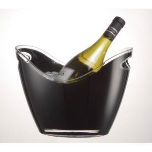 ワインバケット ヴィノ・ゴンドラ G-2-BK ブラック(7-1817-0402)|chubokoumu