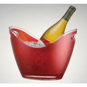 ワインバケット ヴィノ・ゴンドラ G-2-R レッド(7-1817-0403)|chubokoumu