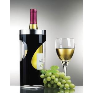 プロダイン ワインクーラー スワール A-903-B ブラック(8-1879-0801) chubokoumu