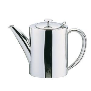 ●商品名:UK18-8ノーブルシリーズ コーヒーポット 500cc●寸法(mm):92×68×高さ1...
