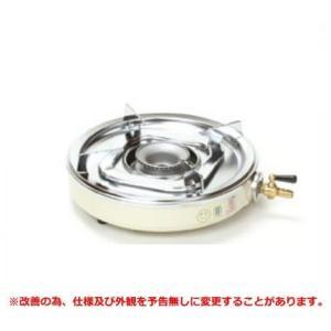 ガスコンロ 業務用テーブルコンロ 丸型一口ガスコンロ UL-6
