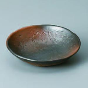 黒彩4.5深丸皿(新) 061-16-023|chubonoie