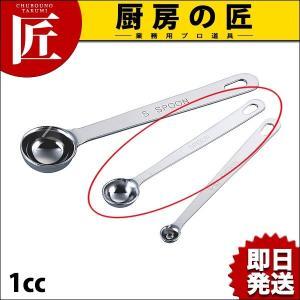 極厚計量スプーン 1cc (N)|chubonotakumi