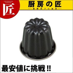 ブラックフィギア カヌレ焼型 D-076|chubonotakumi