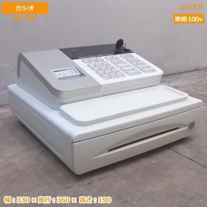 中古厨房 カシオ レジスタ NL-200 店舗用レジ 330×360×190 /19M0508Z