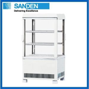 サンデン 冷蔵ショーケース 卓上タイプ AG-54XE