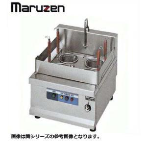 マルゼン ラーメン釜 電気卓上型 MREK-045T