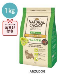 ニュートロ ナチュラルチョイス ラム&玄米 超小型犬〜小型犬用 成犬用 1kg 【プロテインシリーズ】