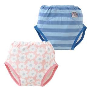 ベビー服 赤ちゃん 服 ベビー トレーニングパンツ 男の子 女の子 保育園   ビッグサイズ中股4層トレーニングパンツ chuckle