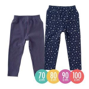 伸縮性のある素材を使用した、 春、秋におススメの長ズボンです。  普段着や保育園ウェアとして大活躍し...