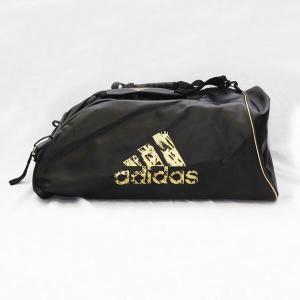 アディダス ボストン バック 3WAY トレーニング 2in1(adidas)【Lサイズ】adiACC051-L 65L ブラックXゴールド/ブラックX オレンジ/ブラックXブルー