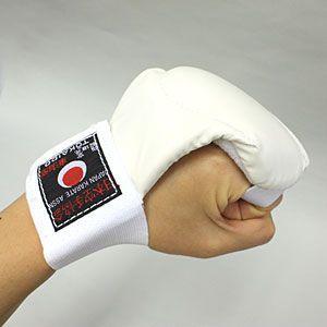 【東海堂試合用品】JKA拳サポーター|chuobudo|02