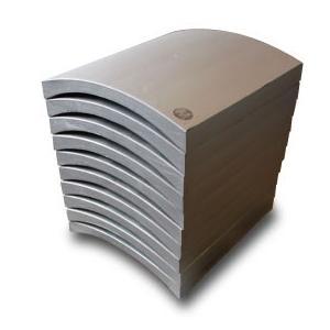 割れやすい空手瓦(試割り瓦)黒帯 10枚1セット  こちらの商品は送料が1,350円になります。  ...