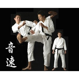 【東海堂空手衣】KMJ-G衣【セット】 身長130〜155cmサイズ