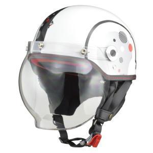 Honda くまもんヘルメット セミハーフタイプ|chuoh-sk