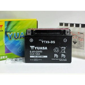 初期充電済み YTX9-BS chuoh-sk