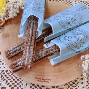 あすつく 星のチュロス チョコレート 1袋(25本入) churros1988