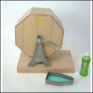 5000球用 木製ガラポン[ガラガラ]福引抽選器[抽選機]|chusen-tonya