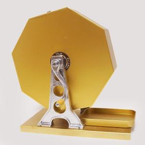 金色抽選器 1000球用 / ガラガラ 福引 抽選会 抽選機|chusen-tonya
