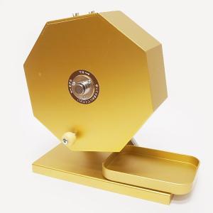 金色抽選器 500球用 / ガラガラ 福引 抽選会 抽選機|chusen-tonya
