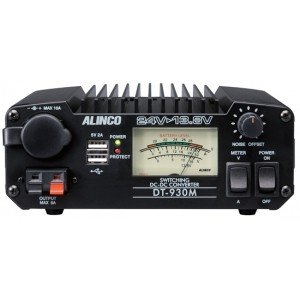 DT-930M アルインコ DCDCコンバーター 30A級スイッチング方式|chutokufukui