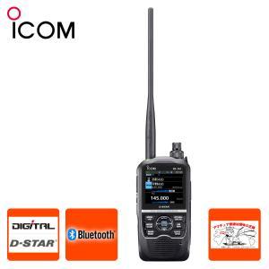 アマチュア無線 ID-52 アイコム 144/430MHz デュアルバンド5Wデジタルトランシーバー...