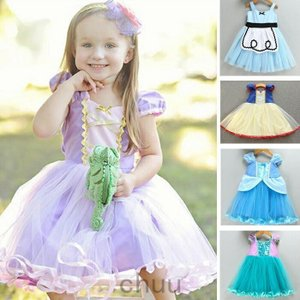 プリンセス ドレス 子供 白雪姫 ドレス アリス コスチューム 人魚姫 シンデレラ キッズ 女の子 ...