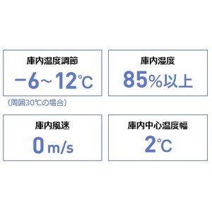 HCR-63CZT ホシザキ 業務用恒温高湿庫 エアー冷却方式|chuuboucenter|03
