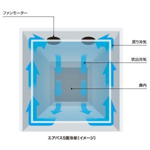 HCR-90CZT-ML ホシザキ 業務用恒温高湿庫 エアー冷却方式|chuuboucenter|02
