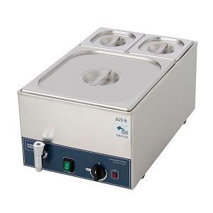フードウォーマー スープウォーマー 3槽式 業務用 電気 卓上 湯煎式 KCFW-3B-1 縦型タイプ|chuuboucenter